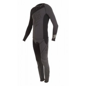 Jetpilot Matrix 3 John&Jacket Black/grey
