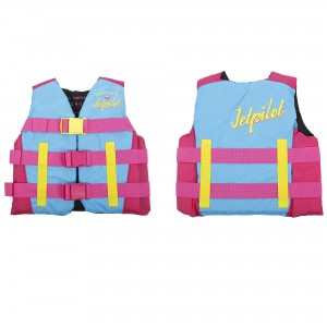 Jetpilot Cause Kids Girls ISO 50N Nylon Vest