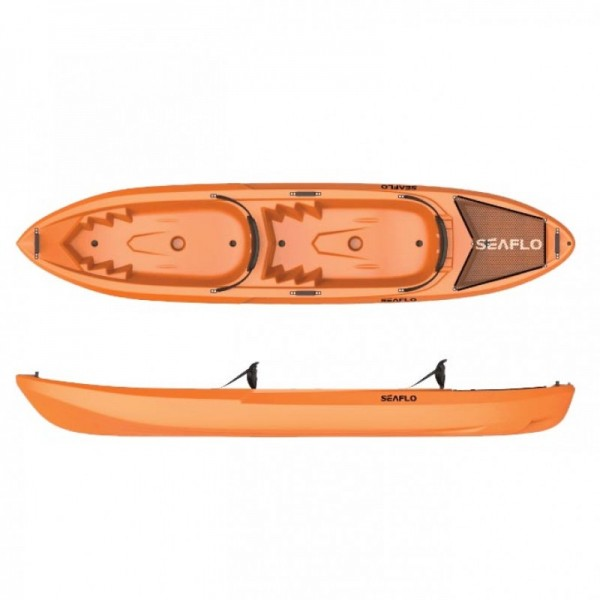 Seaflo Pair 2 persons + paddles