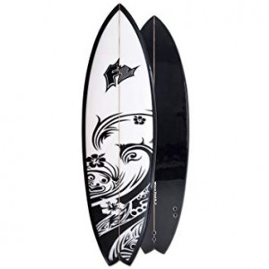 F2 Wave fish 6,2'' Epoxy surf