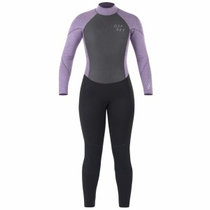 Osprey WOMENS 5MM ZERO FULL LENGTH WETSUIT - PURPLE