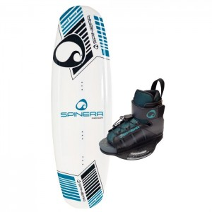Spinera Wakeboard Package (Board+Adj.Bindings)