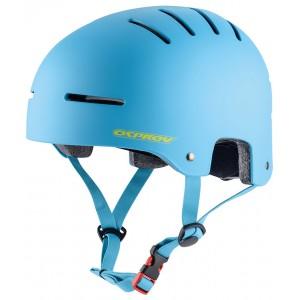 Blue Matt Skate & Scooter Helmet