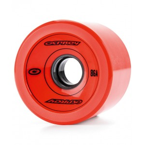 Longboard-Cruiser Hard Wheels