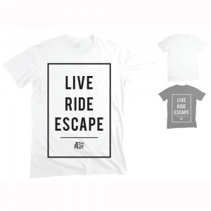 Jetpilot Live Ride Escape Tee