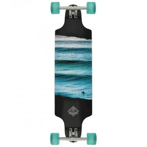 Linear 38'' Twin Tip Longboard