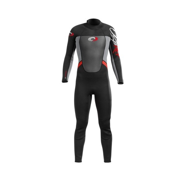 OSPREY MENS 5MM ORIGIN FULL LENGTH WETSUIT - RED - Boardshop 992615134