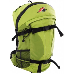 F2 Veine 24lit Backbag Green