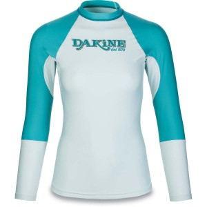 Dakine Women's Flow snug fit L/S