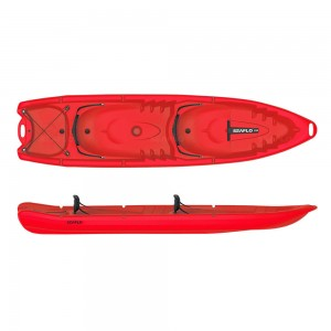 Seaflo 2 Kayak + Seats + paddles